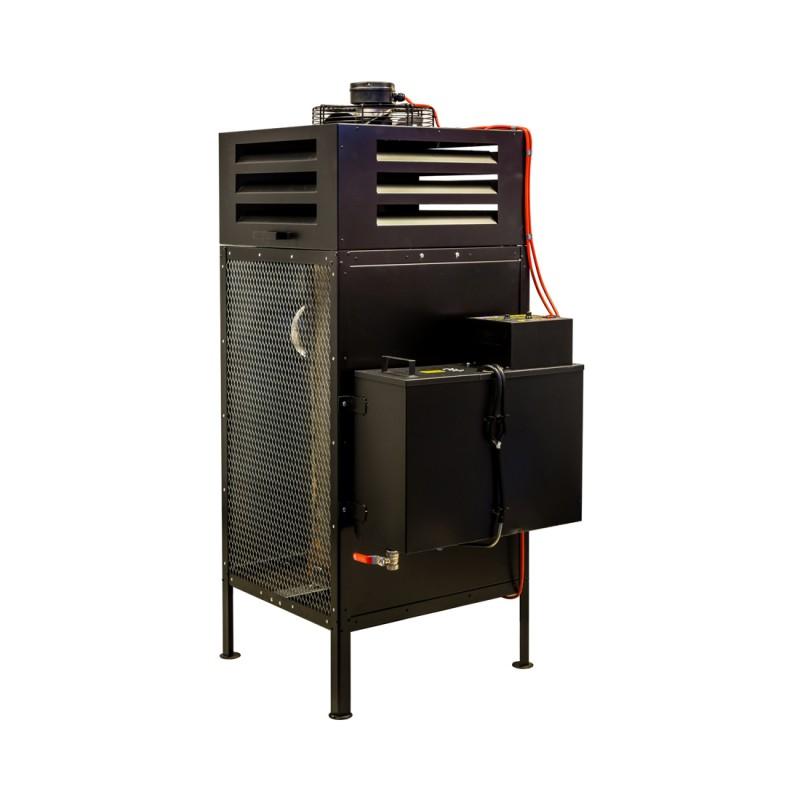 Нагрівач повітря MTM 8-30 чорний
