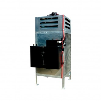 Нагрівач повітря MTM 8-30 оцинкований