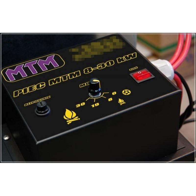Нагрівач повітря MTM 15-35GT
