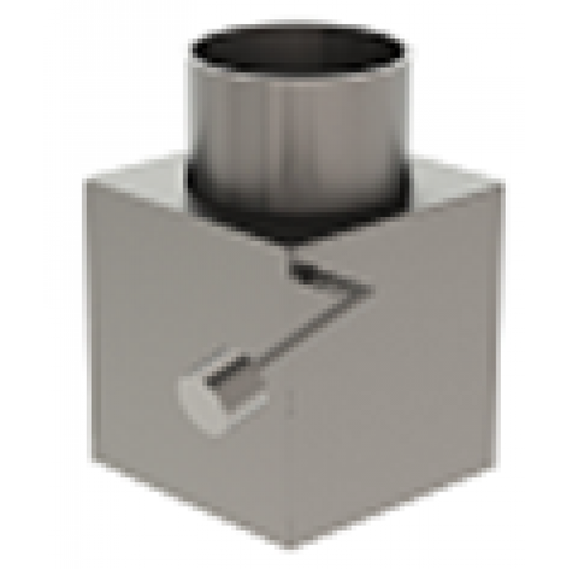 Зворотній клапан PellasX 44-120 kWt