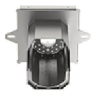 Корпус пальника з колосником PellasX 26 кВт