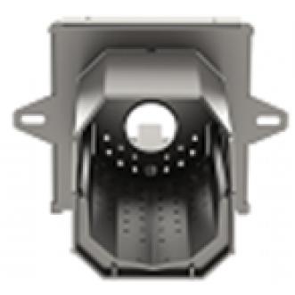 Корпус пальника з колосником PellasX 35 кВт