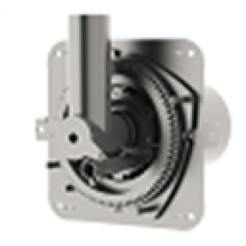 Корпус пальника з обертовим колосником PellasX серія REVO 26 кВт