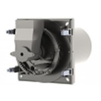 Корпус пальника з обертовим колосником PellasX серія REVO 44 кВт
