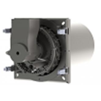 Корпус пальника з обертовим колосником PellasX серія REVO 100 кВт