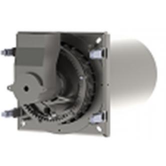 Корпус пальника з обертовим колосником PellasX серія REVO 120 кВт